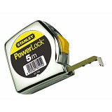 STANLEY Power Lock 5MX19MM [33-194-2-20] - Meteran Manual